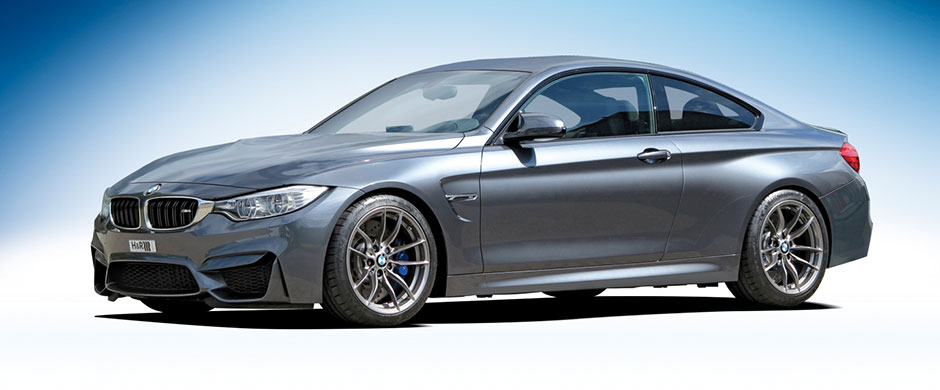 H&R ローダウンスプリング for BMW F80/M3 F82/M4