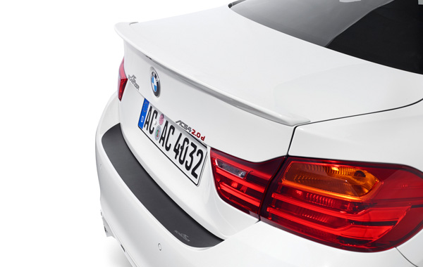 AC SCHNITZERトランクプロテクションフィルムFor BMW F32/36 4シリーズ