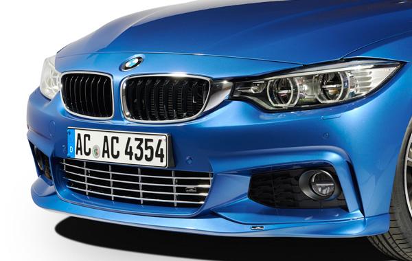 AC SCHNITZERフロントグリルfor BMW F32/F33/F36 M-Sport