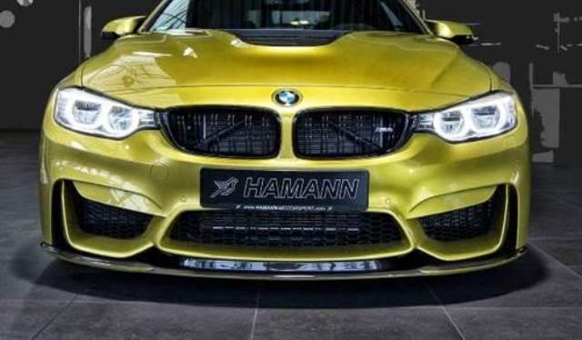 HAMANN前台扰流器BMW F80/M3 F82/M4