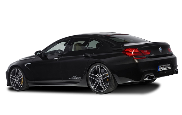 AC SCHNITZERローダウンスプリング For BMW F06/M6