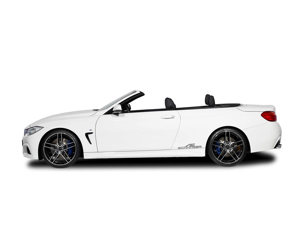 AC SCHNITZERローダウンスプリング For BMW F33/435i