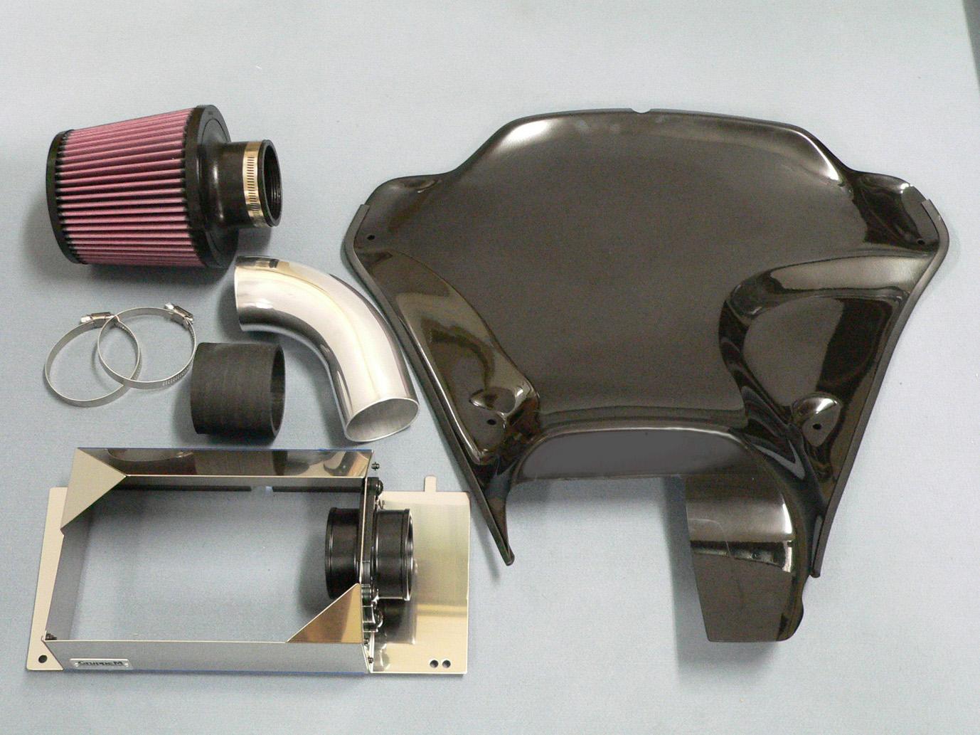 GruppeM(グループエム)インダクションボックス for MINI R55/R56/R57 COOPER S 前期