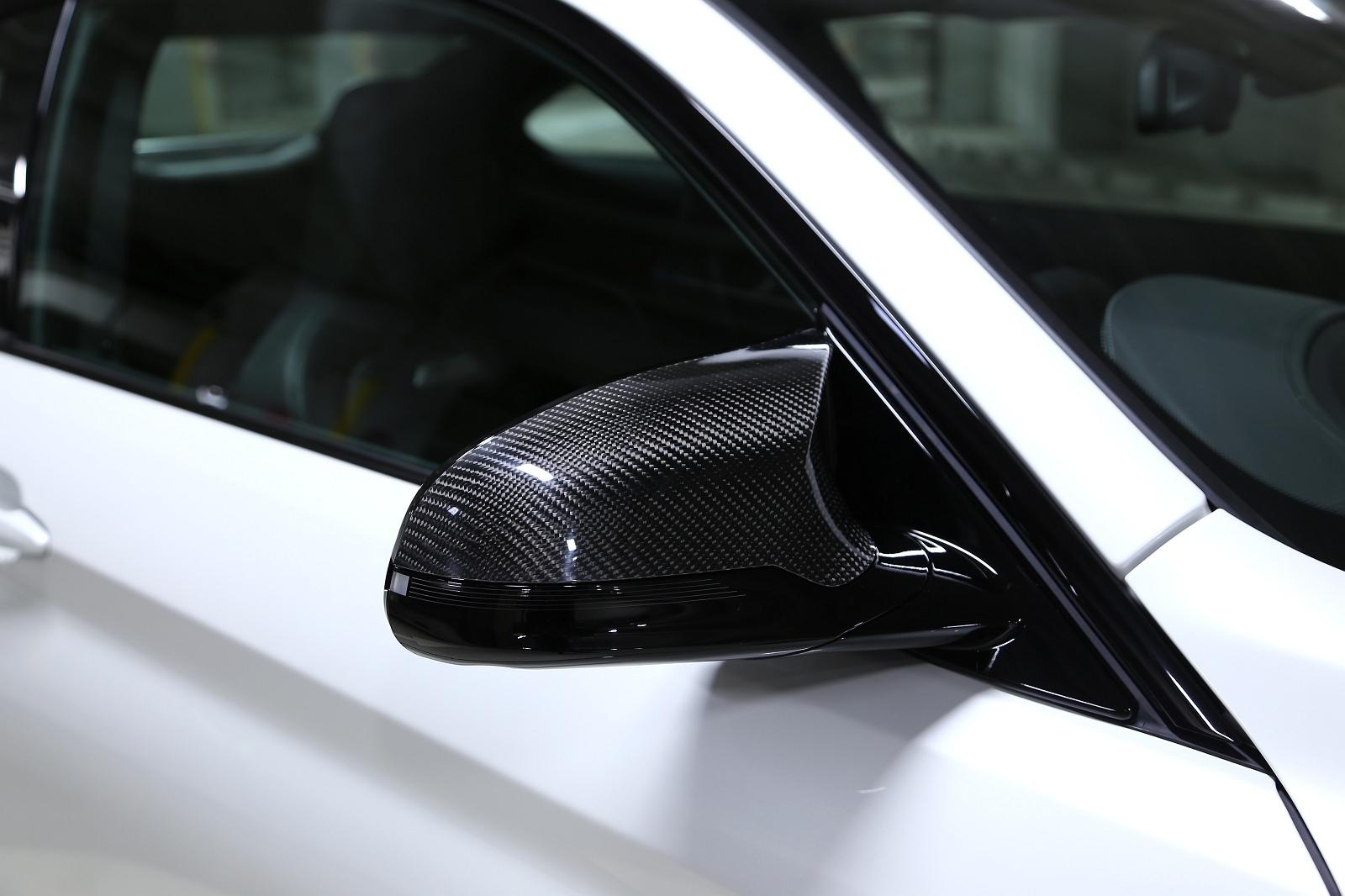 3D DesignカーボンミラーカバーFor F82/F80 RHD