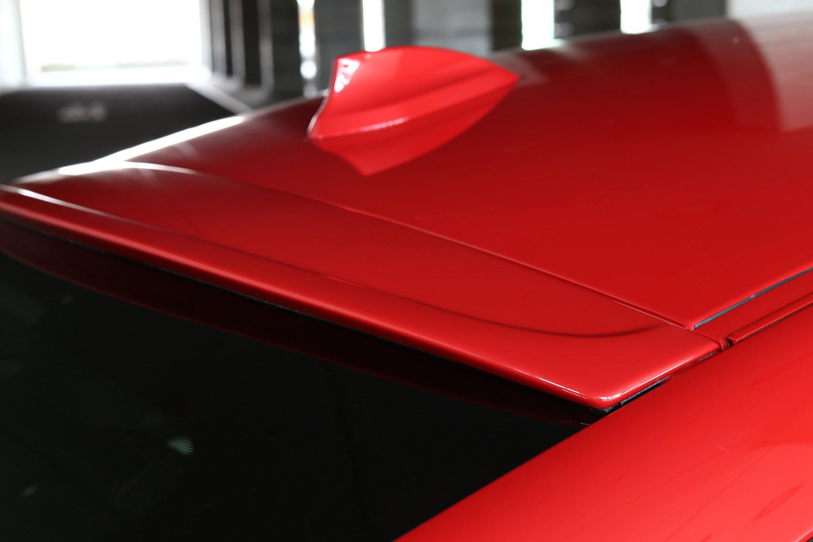 3D Designルーフスポイラー for BMW F26 X4