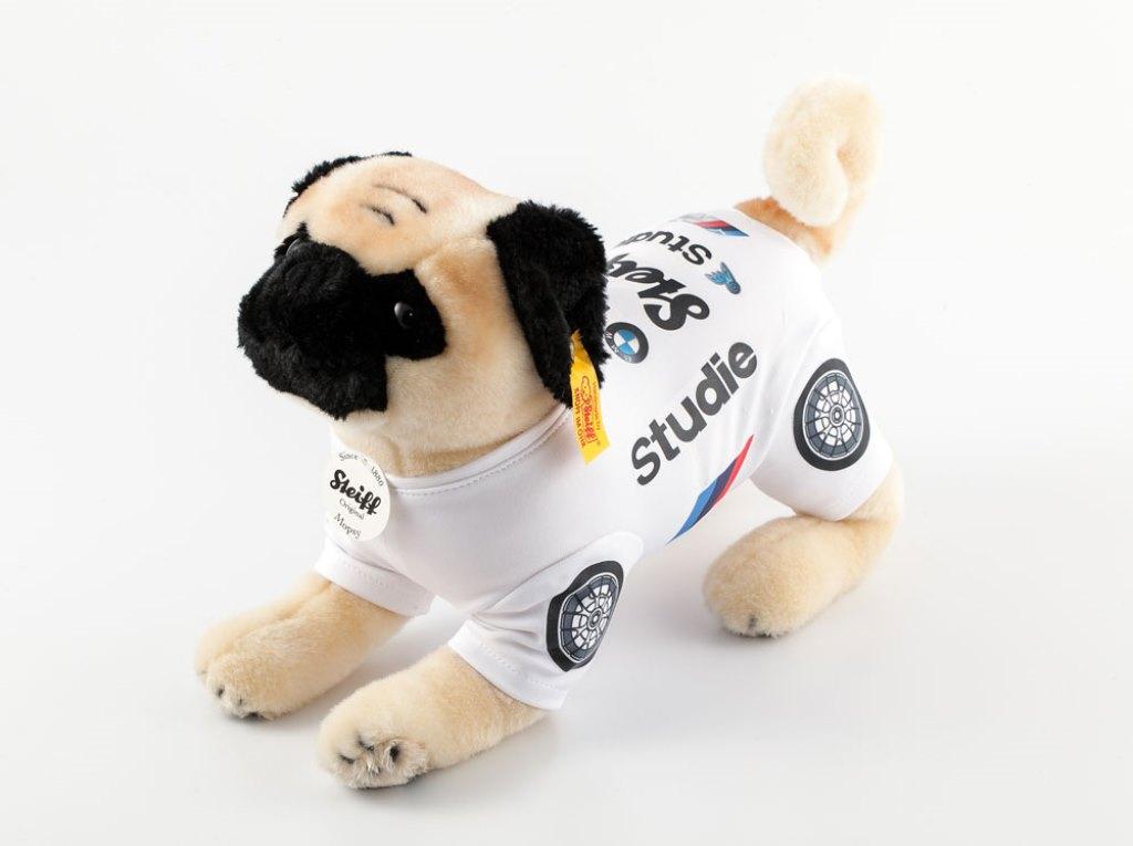 Steiff BMW Team Studie 2015 マスコット パグ(モプシー)