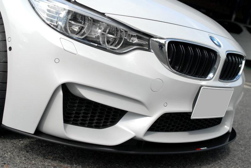 LightWeight BMW F82/M4 F80/M3 Front Carbon Lip