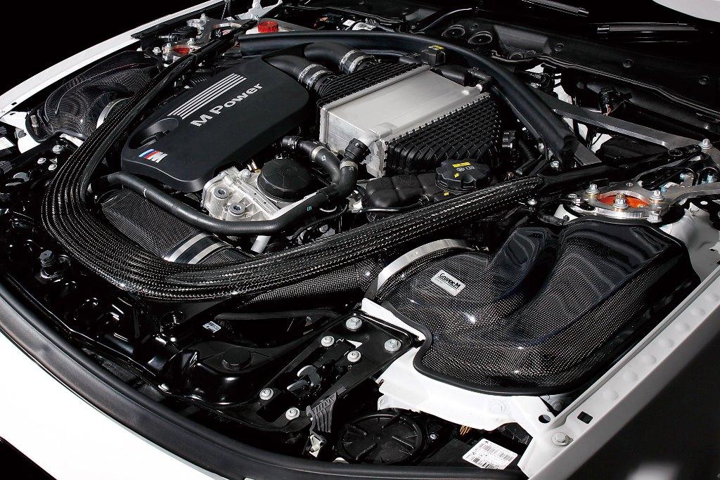 GruppeM(グループエム)RAM AIR SYSTEM(ラムエアーシステム)BMW F82 M4/F80 M3