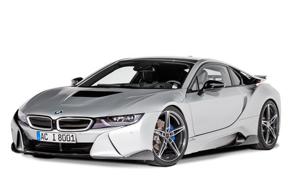 AC SCHNITZERローダウンスプリング For BMW I12 i8