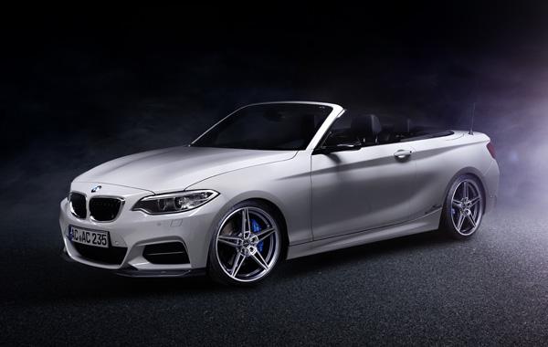 AC SCHNITZERローダウンスプリング For BMW F23/220i