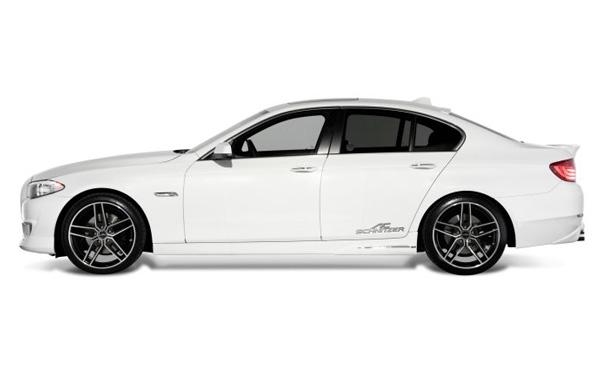 AC SCHNITZERローダウンスプリング For BMW F10/550i
