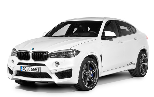 AC SCHNITZERローダウンスプリング For BMW F86 X6M