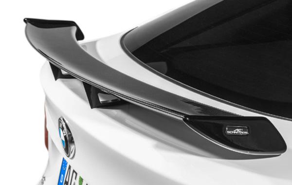 AC SCHNITZERレーシングリアウィングFor BMW F26 X4