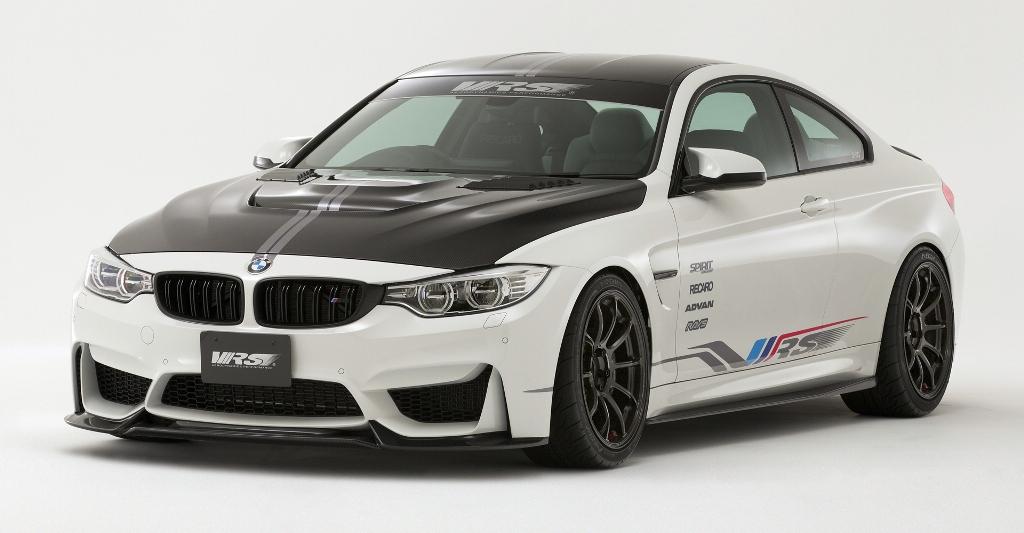 VARISカーボンリップスポイラー for BMW F80/M3 F82/M4
