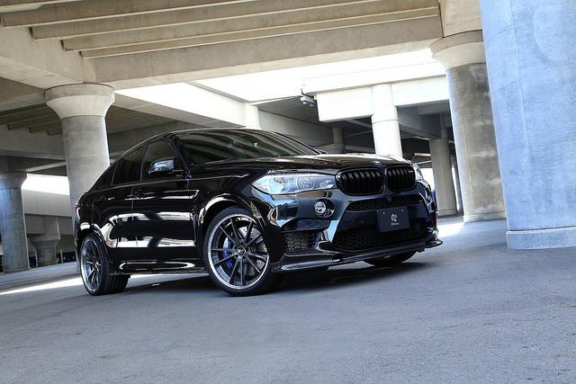 3D Designカーボンリップスポイラー for BMW F86 X6M