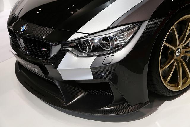 3D Design フロント カーボンバンパースポイラー for BMW F80/M3 F82/M4
