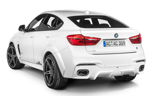 AC SCHNITZERリアディフューザーFor BMW F16 M-Sport