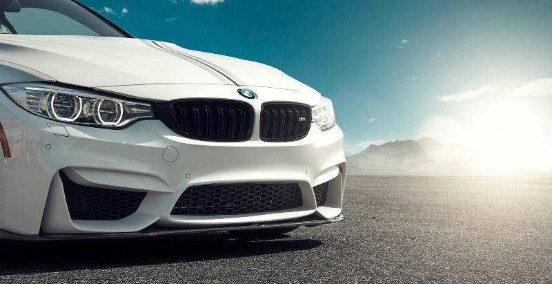 Vorsteiner EVO FRONT SPOILER CARBON For BMW F80 M3 / F82 M4