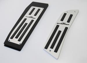 AC SCHNITZER BMW フットレスト Type2 1/2/3/4シリーズ(F系)左ハンドル