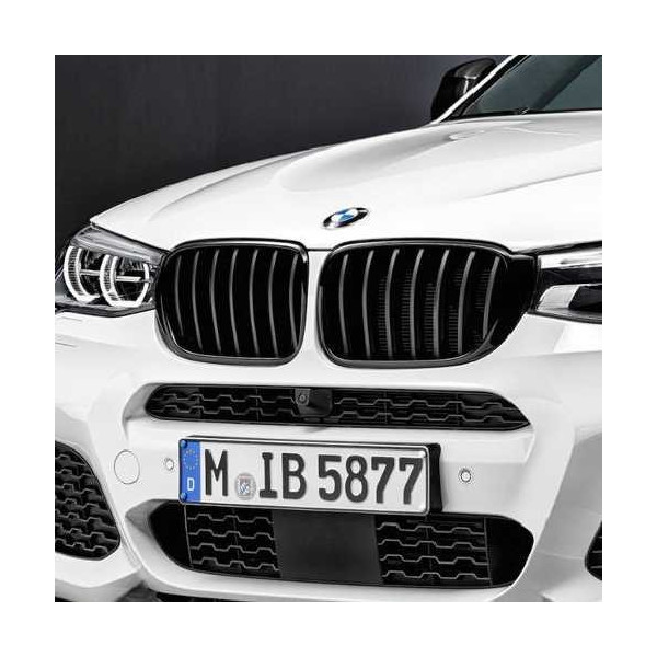 BMW M Perfomance ブラックグリルfor F25 M-spot/F26