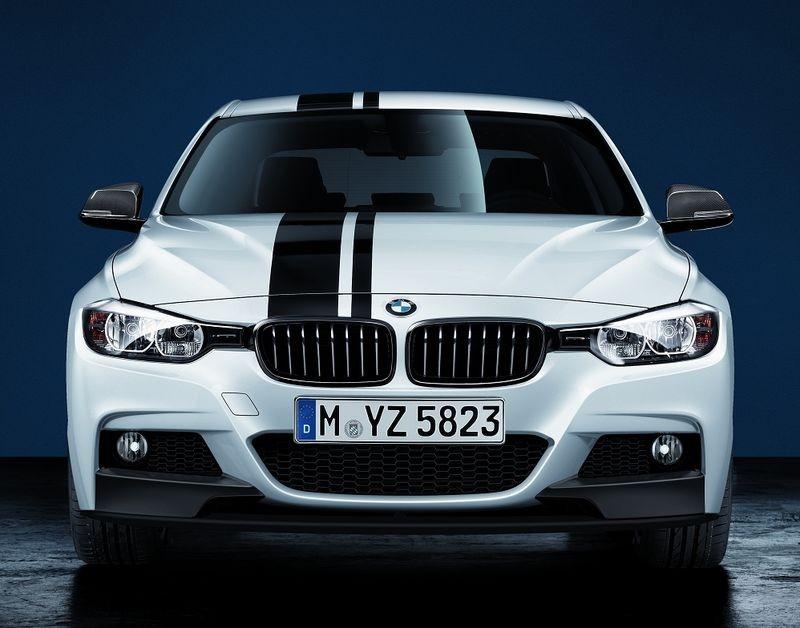 BMW M Performance Front splitterfor F30/F31 M-SPORT