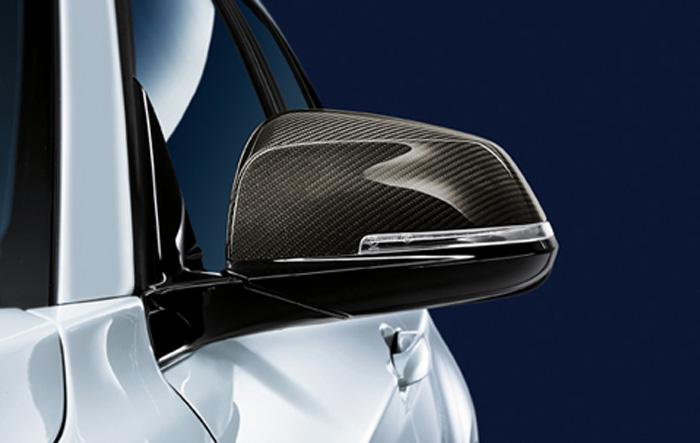 BMW M Performanceカーボンミラーカバー
