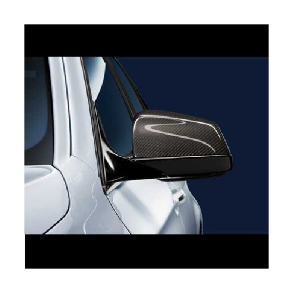 BMW M Performanceカーボンミラーカバー ハーフカバータイプ