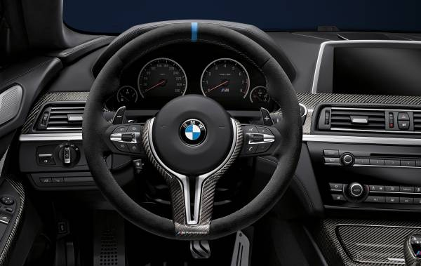 BMW M Performanceステアリング For BMW F10/M5 F13 F12/M6