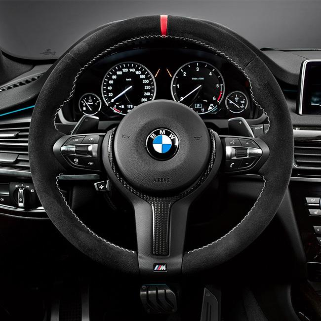 BMW M Performanceステアリング For BMW F15/X5 F16 /X6