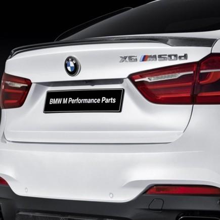BMW M Performanceトランクスポイラーfor BMW F16
