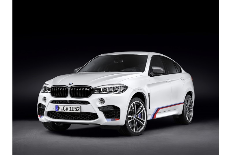 BMW M Perfomance ブラックグリルfor F86/X6M