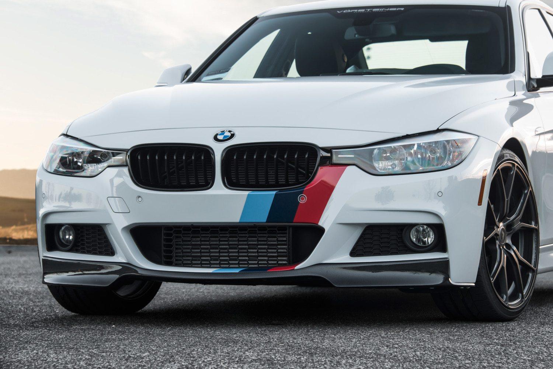 Vorsteiner FRONT SPOILER CARBON For BMW F30/F31 Msport