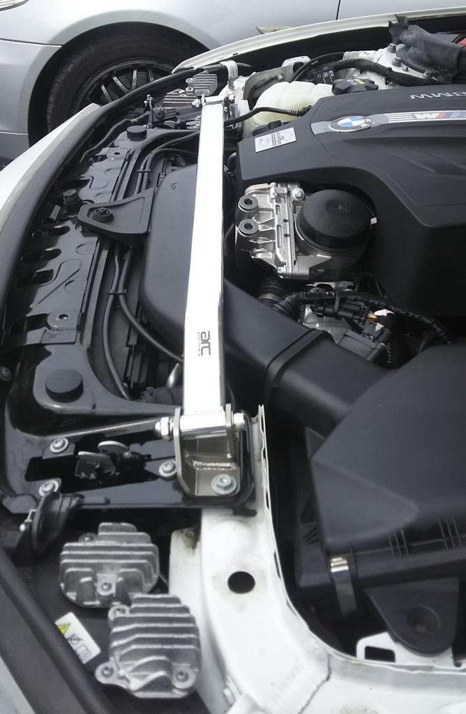 arc トップブレースバー アルミ製 for BMW
