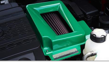 AMSECHS ダイレクトエアボックス MINI R60 クーパーSD用