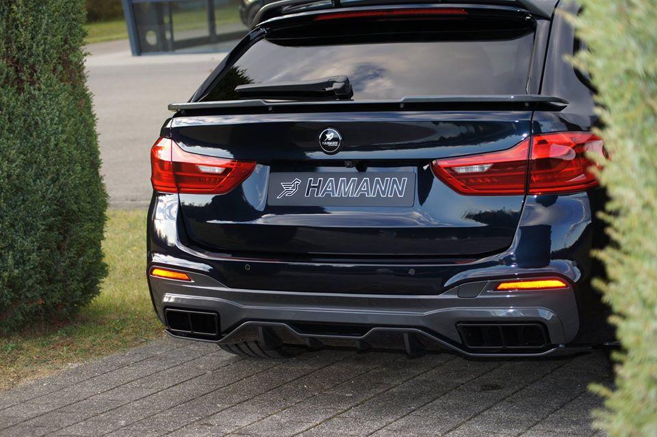 HAMANN リアスポイラー BMW G31 5シリーズツーリング