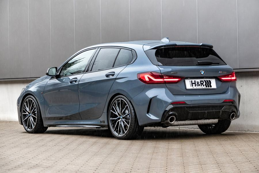 H&R ローダウンスプリング For BMW 1シリーズ F40 M135ix用