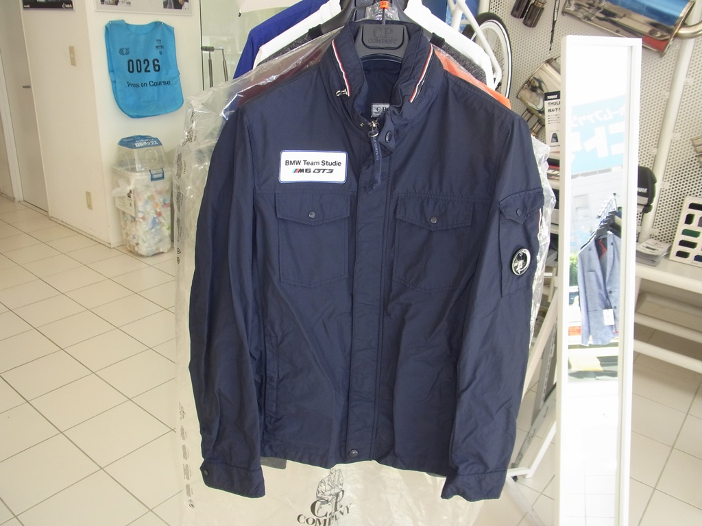 BMW Team StudieC.P.COMPANY Team Blouson