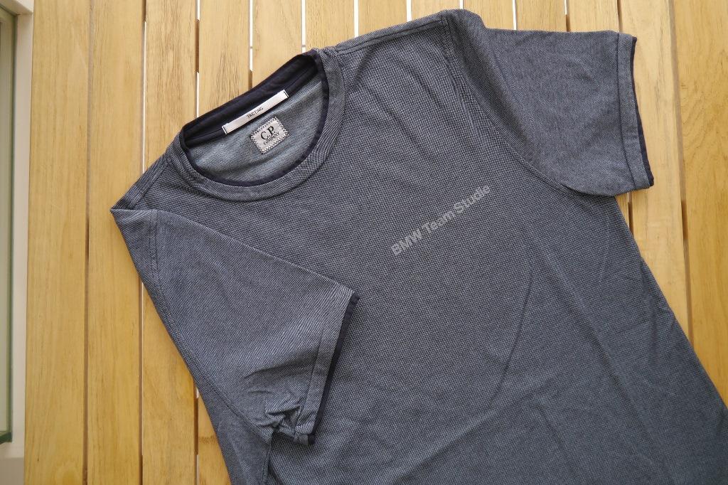BMW Team StudieC.P.COMPANY 2016 T Shirts Gray