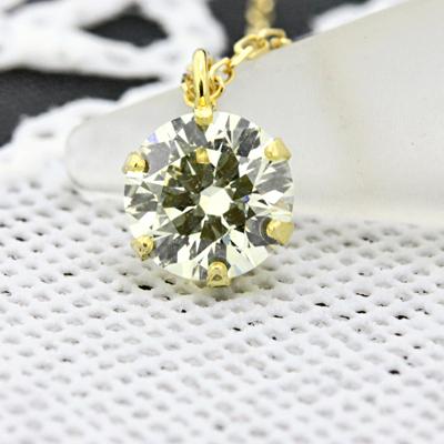 期間限定 店内全品ポイント10倍 【あす楽対応】 一粒ダイヤ ネックレス ダイヤモンド ネックレス k18 一粒ダイヤモンド ネックレス 0.5ct SIクラス H-Iカラー あす楽対応 送料無料 一粒 K18 18金 スキンジュエリー 重ねづけ