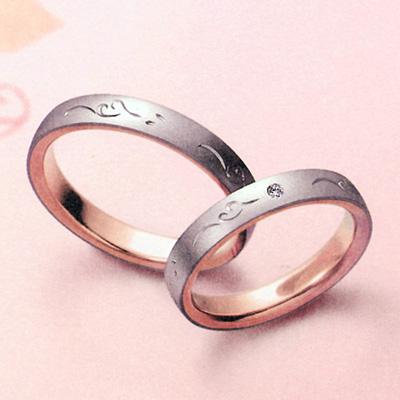 期間限定 店内全品ポイント10倍 ジュエリー・アクセサリー 結婚指輪 マリッジリング プラチナ 2本セット 送料無料 ペアリング カップル ペア ダイヤモンド リング 指輪 地金リング レディース リング プラチナ Pt 重ねづけ リング