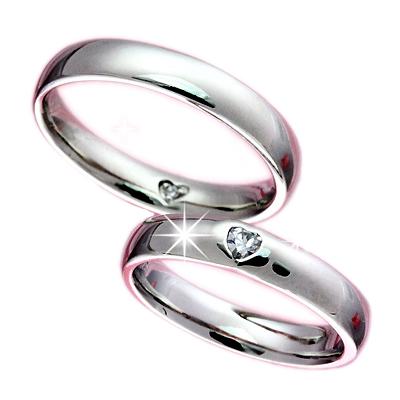 期間限定 店内全品ポイント10倍 結婚指輪 マリッジリング プラチナ 2本セット 送料無料 ペアリング カップル ペア カットリング 結婚指輪 プラチナ ペア ハート 指輪 地金リング レディース リング 18金 K18 重ねづけ