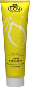 ボディケア フットクリーム 激安セール シアバター スクワラン アボカドオイル 乾燥 フットマスク パック 高品質新品 シトロンブリーズ 100ml 保湿 LCN