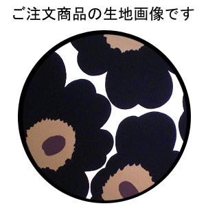 marimekko(マリメッコ) ファブリックパネル ファブリックボード UNIKKO(BLK)[ご注文サイズ:W140cm×H90cm]北欧 ファブリック