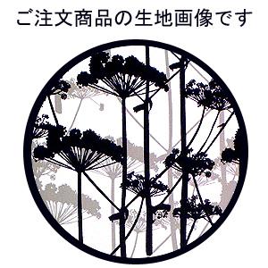 【marimekko(マリメッコ)】 ファブリックパネル ファブリックボード PUTKINOTKO(BLK) [ご注文サイズ:W140cm×H60cm] 北欧 ファブリック