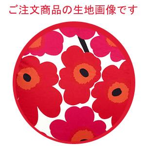marimekko・マリメッコ ファブリックパネル/ファブリックボード UNIKKO(RED)[ご注文サイズ:W140cm×H75cm] 北欧 ファブリック