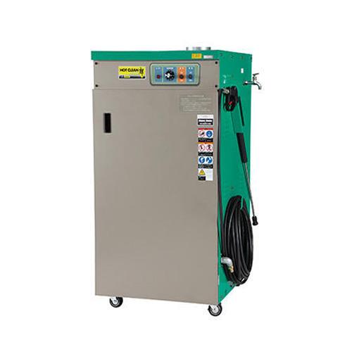 安全自動車 高圧温水洗車機 AHW-1515A三相200V5馬力(50Hz)