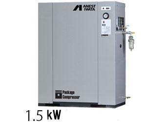 給油式パッケージ 圧力開閉器式 三相200V 2馬力
