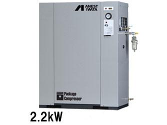 給油式パッケージ 圧力開閉器式 三相200V 3馬力