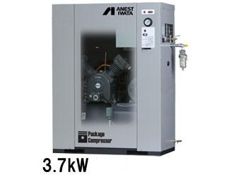 給油式パッケージ 圧力開閉器式 三相200V 5馬力