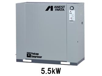 給油式パッケージ 圧力開閉器式 三相200V7.5馬力